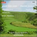 Ireland: Downland Suite for brass band No1-4; Bridge: Suite for string orchestra No1-4