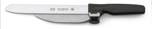 Victorinox - Dux Carving Knife Wavy + Guide
