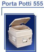 Thetford Porta Potti 555 Toilet