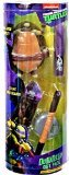 Nickelodeon Teenage Mutant Ninja Turtles Donatello Gift Pack [Water-Grow Turtle, Stunt Skateboard, Wristband & Light-Up Weapon]