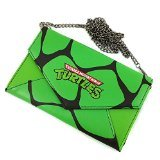 Teenage Mutant Ninja Turtles Envelope Wallet w/ Chain (Ninja Turtles Chain Wallet compare prices)