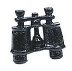 "1"" Scale Dollhouse Binoculars"