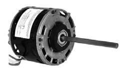Lennox Furnace Motor 1/5 hp, 1075 RPM, 115 Volts AO Smith # 9403