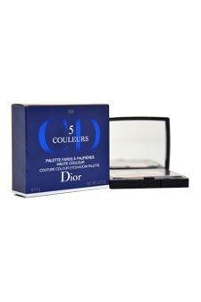 Makeup - Christian Dior - 5 Color Iridescent Eyeshadow - No. 809 Petal Shine 6g/0.21oz
