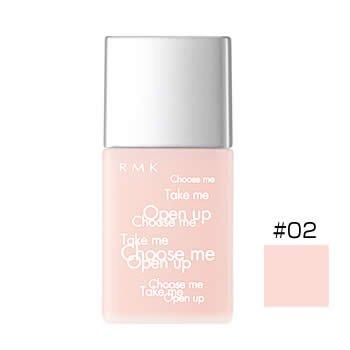 アールエムケー コントロールカラー UV #02 ピンク SPF30 PA++ 30ml