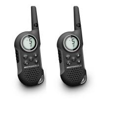 Motorola P14MAB03A1AS TLKR T6 Twin PMR Radio - Black (continental plug) (discontinued by manufacturer)