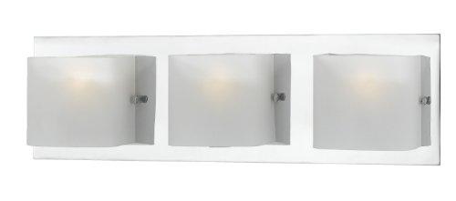 3 L Essex Livex Antique Brass Bathroom Vanity Lighting: Ambera Dawso: Eurofase 19425 016 Talo 3 Light Bathbar