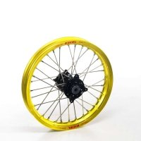 Haan Enduro Suzuki Haan Wheels Suzuki Black Hub & Yellow Rim, 18-2.15 Rmz250/450 07-12