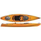 WILDERNESS SYSTEMS Pungo 120 Kayak, Midnight 2015