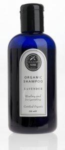 Shampoing aromathérapie Bio à la Lavande Bio (250ml) by NHR Organic Oils