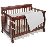 Picci 4 Piece Crib Bedding Set, Debbie
