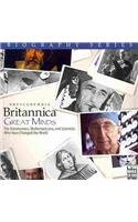 Encyclopedia Britannica Great Minds (CD) (Biography Series)