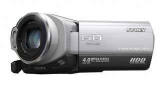 Sony HDR-SR5E 40GB High Definition Camcorder