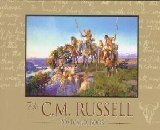 The C. M. Russell Postcard Book (1560443588) by C. M. Russell