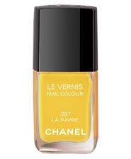 Chanel Robertson LA Sunrise #287 Le Vernis Nail Polish