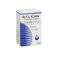 Amazon Com Accu Chek Comfort Curve Control Solution