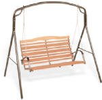 Jack Post Woodlawn Swing Frame in Bronze Finish