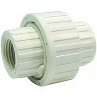B and K Industries 164-137 1-1/2-Inch PVC Schedule 80 Threaded Union