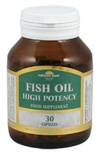 Natures Own 550mg Fish Oil 30 Capsules