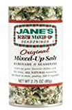 Janes Krazy Mixed-Up Original Salt Blend - 2.75 oz