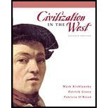 img - for Civilization in the West: Since 1300: Ap Edition book / textbook / text book
