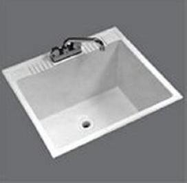 Drop In Laundry Tub : Fiat DL-1COV 24