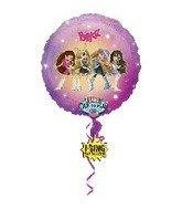 "Bratz 28"" Singing Balloon - 1"