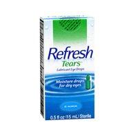 Refresh Refresh Tears Lubricant Eye Drops, 15 ml (Pack of 2)
