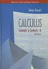 Calculus Concepts & Contexts 3 Metric Version