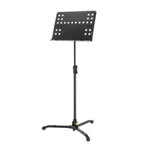 Hercules BS311B Perforated Surface Tripod Music Stand