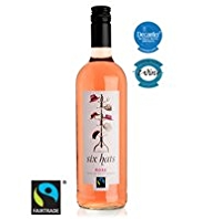 Fairtrade® Six Hats Rosé 2012 - Case of 6