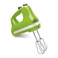 Kitchenaid  5 Speed Mechanical Speed Control Powerful Ultra Power Hand Mixer Swivel Cord Green Apple at Sears.com