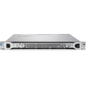 HP ProLiant DL360 G9 1U Rack Server - 1 x Intel Xeon E5-2620 v3 2.40 GHz - 2 Processor Support - 16 GB Standard - 12Gb/s SAS RAID Supported Controller - Gigabit Ethernet - RAID Level: 0, 1, 5 - 500 W - 780018-S01