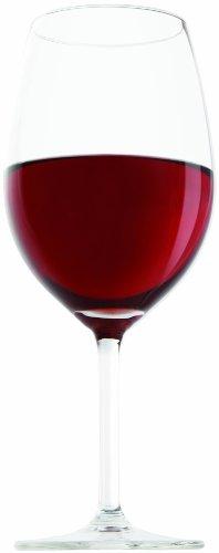 Vacu Vin Verre à vin rouge 53 cl Lot de 2