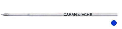Caran D'ache Refills Frosty Blue Medium Point Ballpoint Pen - CA-8352000 by Caran d'Ache