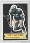 Curt Warner Seattle Seahawks (Football Card) 1984 Topps Glossy Send-In #6 at Amazon.com