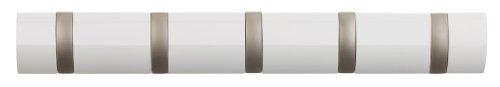 umbra-318850-660-flip-appendiabiti-a-sbarra-colore-bianco-lucido