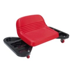 Professional Low Profile Detailing Seat (DTS2) - by Whiteside Manufacturing (Detailer Chair compare prices)