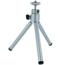 mini camera stand small portable metal tripod for Canon Sony Nikon samsung kodak SUPER