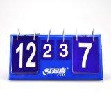 Urparcel F505 Portable Flip Table Tennis Scoreboard, Ping Pong Scorekeeper