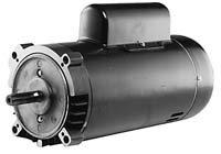 AO Smith SK1202 Nema-C Flange 2 h.p. Pool filter Motor