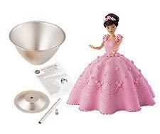 Wilton Doll Classic Wonder Mold Cake Pan Set Doll Barbie (Wonder Mold Cake Pan compare prices)