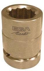 """Ega-master 78336 - Avvitatore 2.1 / 2 """"- 80 mm candela arrestare al-bron (12 canzoni)"""
