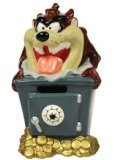 Westland Giftware Ceramic Bank, Taz - 1