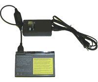 External Battery Charger for Acer Aspire 3100, 3650, 3690, 5100, 5610, 5630, 5680, 9100, 9110, 9120, 9500/ TravelMate 290, 290E, 291, 292, 292E, 2350, 2450, 2490, 2492, 2493, 4050, 4150, 4200, 4202, 4203, 4230, 4233, 4260, 4280, 4283, 4650, 5210, 5510 Series Laptop Battery