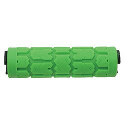 ODI Lock-On MTB grips, Rogue 130mm - lime green