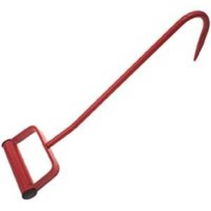 "Farmex/Speeco 47010600 Hay Hook Red 17"""