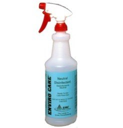 Professional Spray Bottle For Envirocare Neutral Disinfectant front-709012