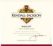 Kendall Jackson Merlot 2008 750Ml