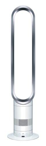 Dyson Am02 Air Multiplier, White/ Silver